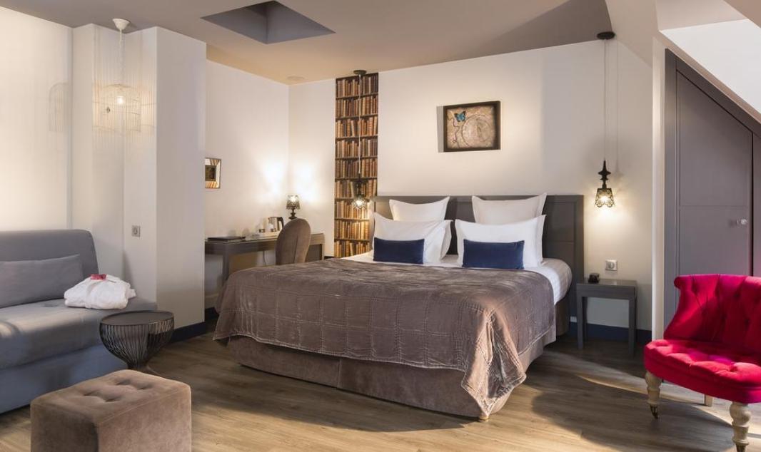 Сучасні дизайни спальні