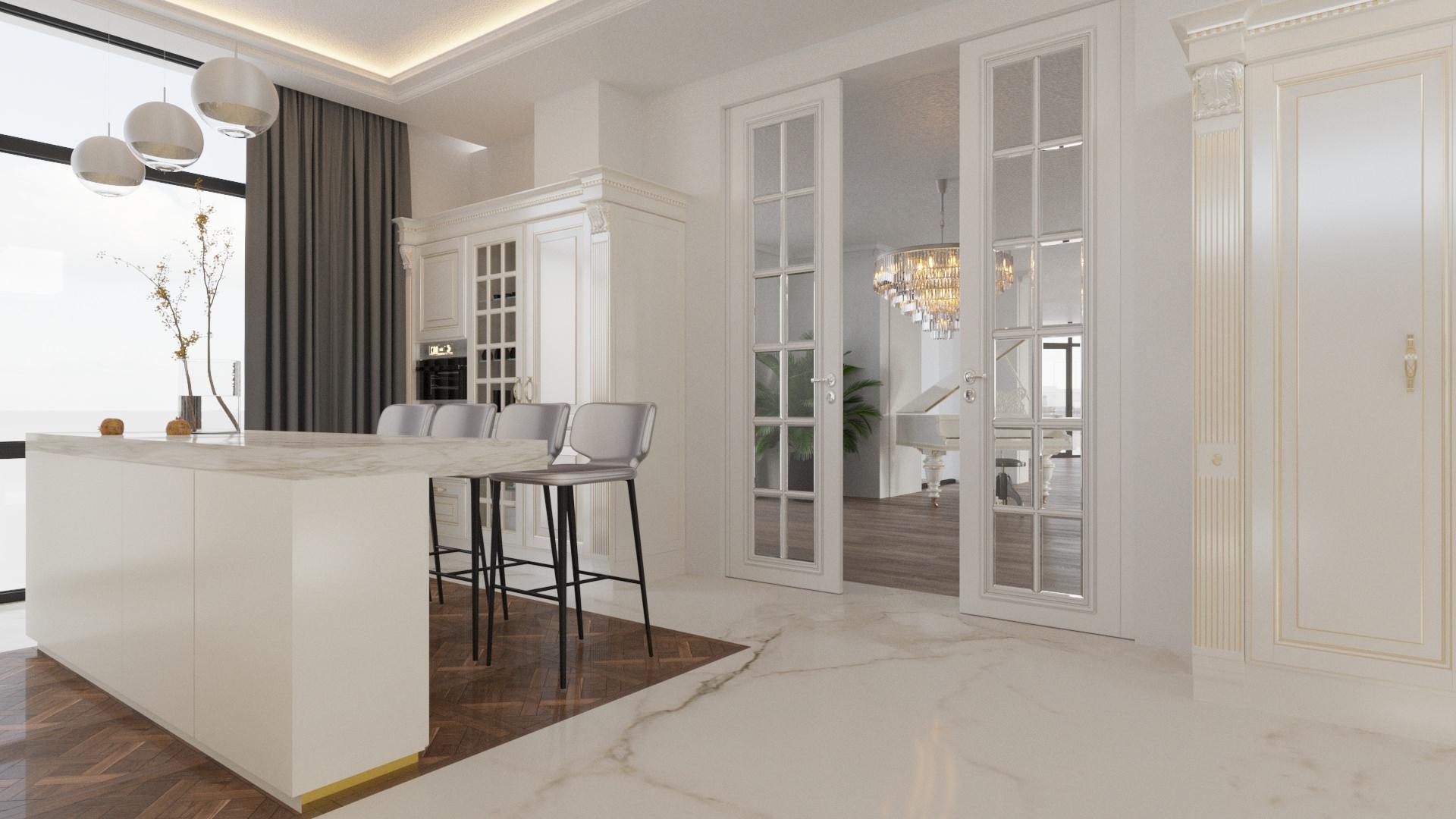 Какой хотят заказать дизайн квартиры мои заказчики ?