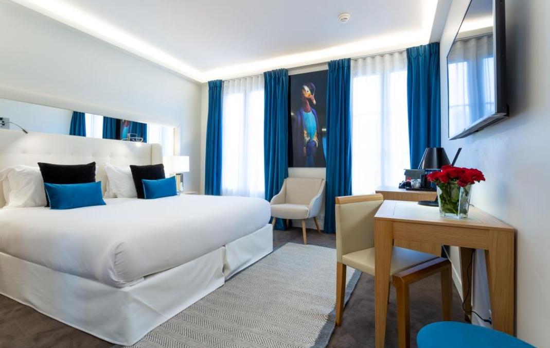 Сучасна, стильна спальня і її варіації.